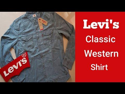 Levi's Classic Western Shirt รวมๆหลายรุ่น