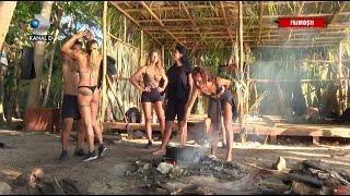 Survivor - Simona, hranita cu cocos de Jador! Majda, socata! Culita: