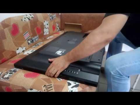 Замена подсветки в телевизоре LG 42LN570V