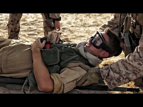 Marines TRAP • Tactical Recovery Of Aircraft & Personnel
