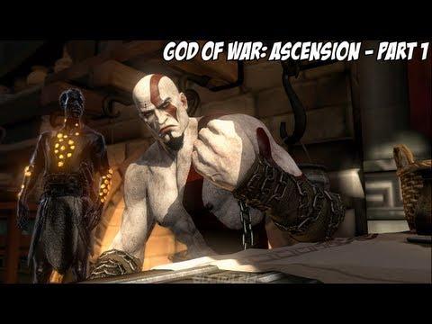 God of War Ascension Walkthrough - Part 1 of 10