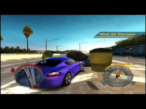 PS2 NFS Undercover Career Mode #061 Mission Poursuite De Carmen