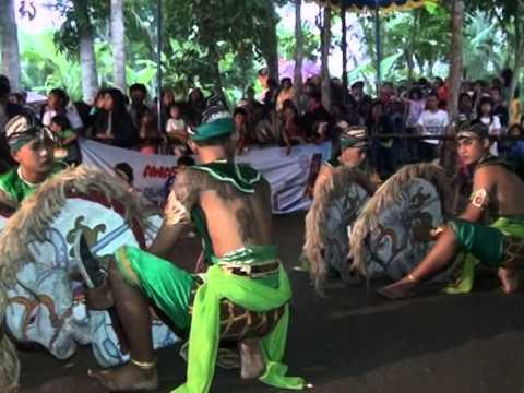Traditional arts java - Jathilan NEW sekar kencono united PART 4,,  2014