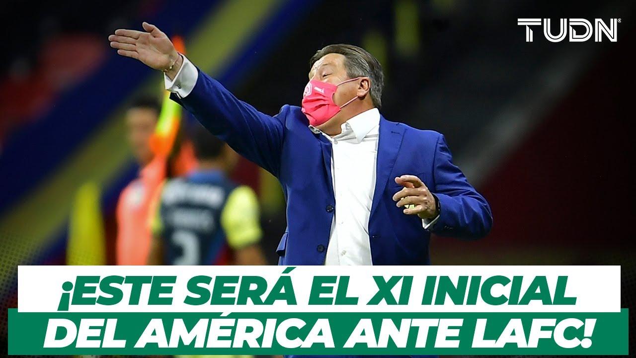 Tigres vs LAFC; Alineaciones confirmadas para la Final de Concacaf
