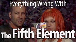 Everything Wrong With The Fifth Element In 16 Minutes Or Less thumbnail