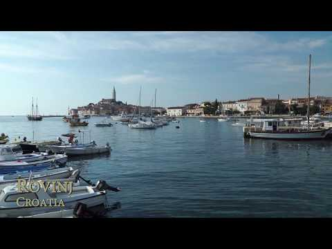 Croatia Travel 4K Video