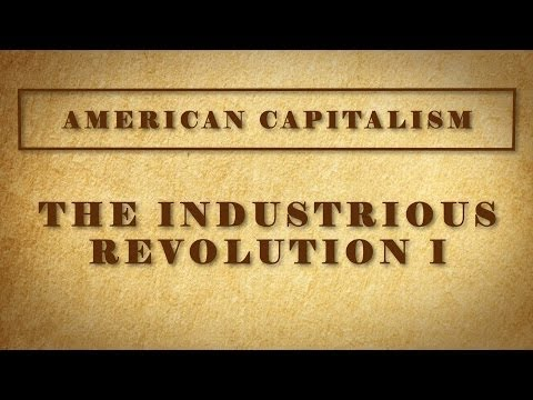 The Industrious Revolution I