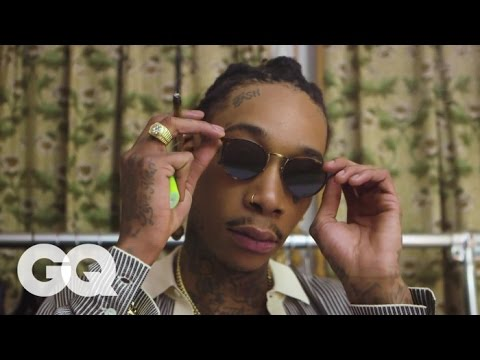 Wiz Khalifa's Guide to Finding the Perfect Party Outfit