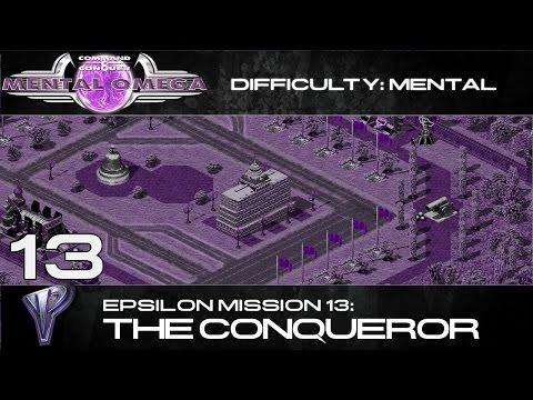 Mental Omega 3.3 // Yuri's Epsilon Mission 13: The Conqueror