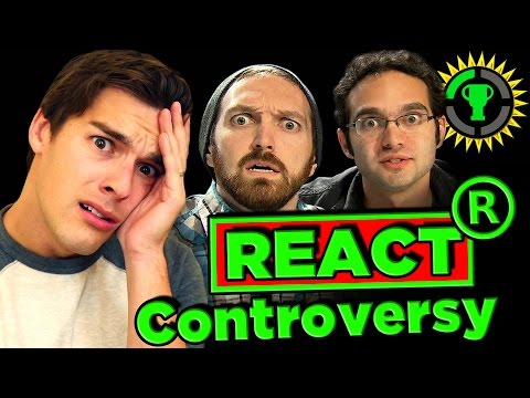 Thumbnail: Game Theory: My Reaction to the Fine Bros React World Controversy