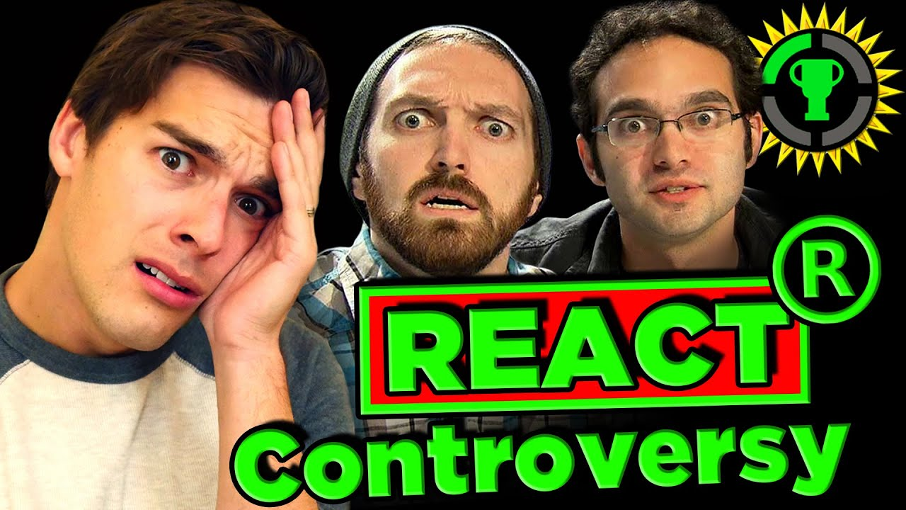 Game Theory My Reaction to the Fine Bros React World Controversy