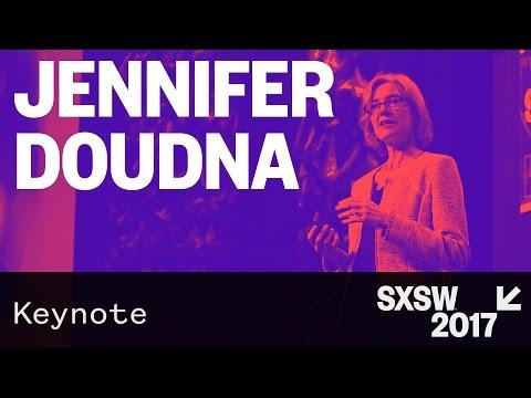 Interactive Keynote: Jennifer Doudna — SXSW 2017