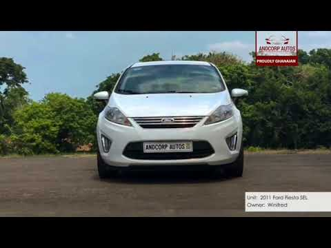 2011 ford fiesta SEL review
