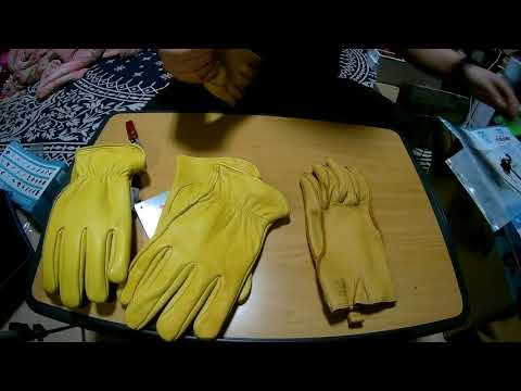 HESTRA Leather Gloves And Kim Yuan Gloves Review