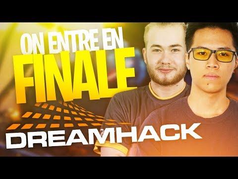 PREMIERE GAME DE LA FINALE DE LA DREAMHACK FORTNITE ! [DREAMHACK 2018 TEAM SOLARY]  - Elite Game 1