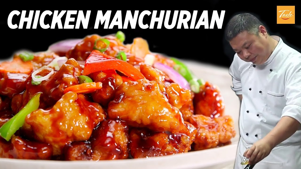 How to Make Perfect Chicken Manchurian Every Time