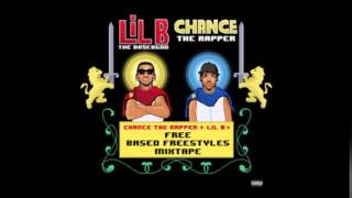 Lil B & Chance The Rapper - We Rare (+LYRICS!)