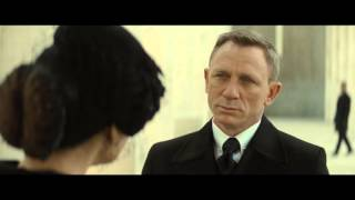 BOND CONFRONTS LUCIA IN SPECTRE