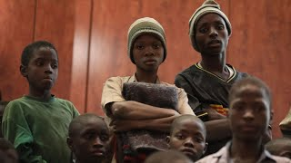 video: Boko Haram: Nigerian schoolboys kidnapped by Islamist group are rescued