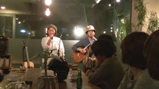 2018-3-17 凸凹舎(松山市) 中村翔ワンマンライブ O.Aにて.