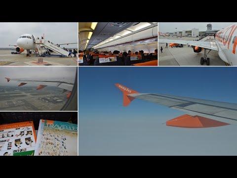 easyJet Airbus A319   Trip Report: Milan Malpensa ✈ Prague