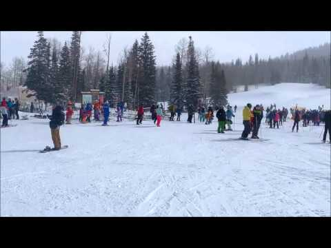 GoPro Style Park City Ski Vacation of the FYZICALs, Feb. 23-26, 2017