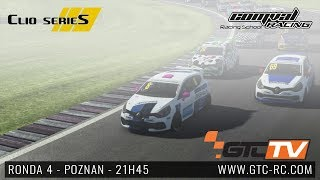 Clio Series 2018 - Ronda 4 - Poznan by GTC