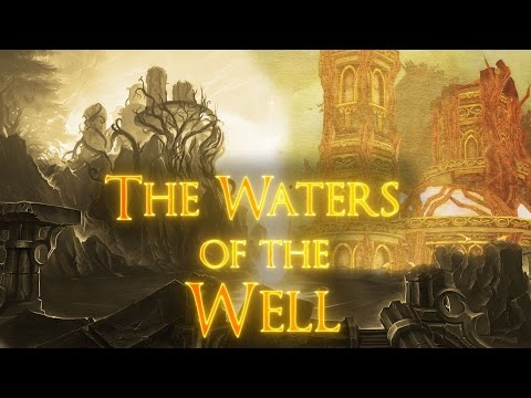 History of the Night Elves Part 1: The Waters of the Well