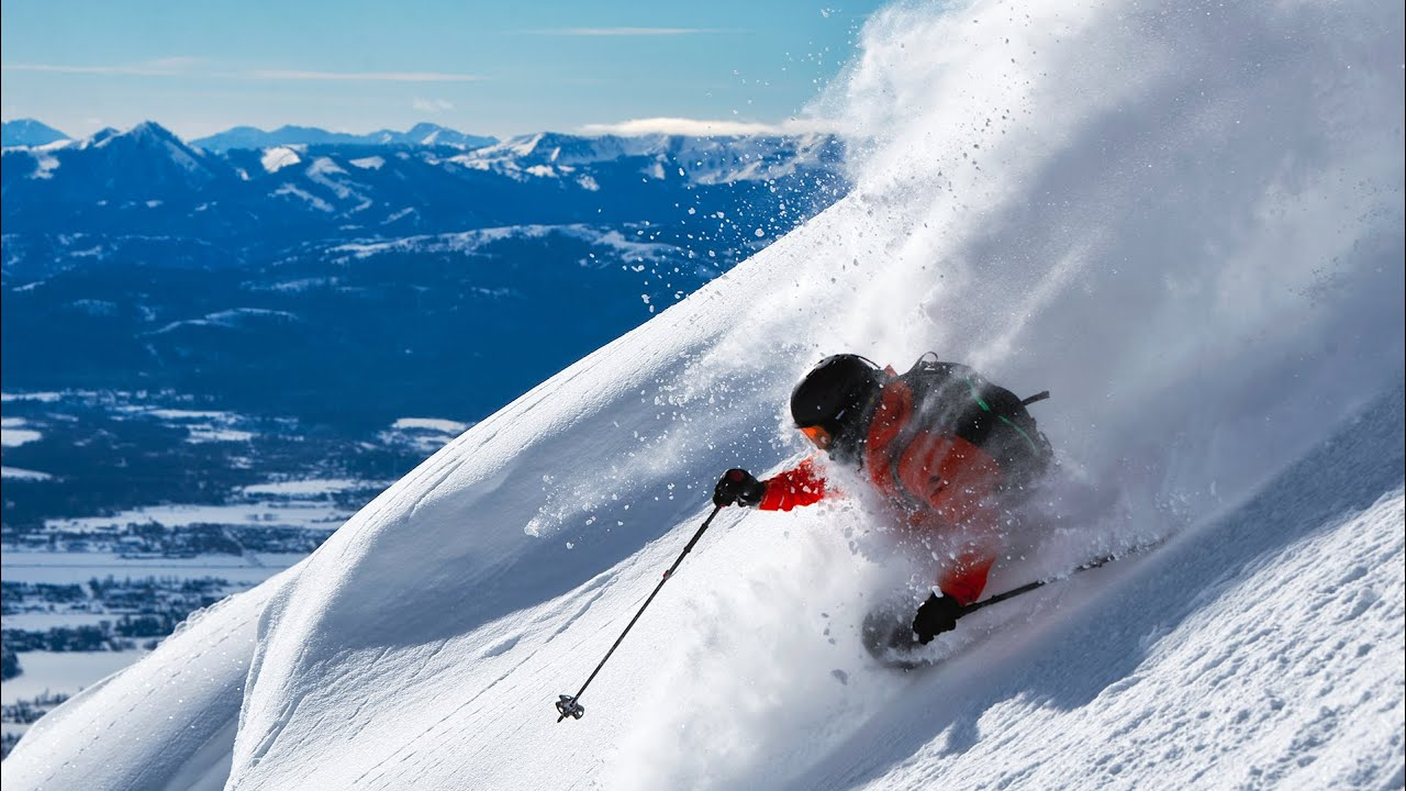 Griffin Post Top Speed And Deep Powder Teton Gravity Research