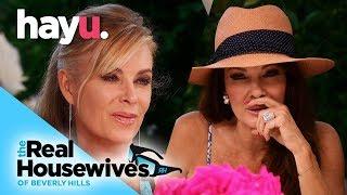 Eileen Davidson VS Lisa Vanderpump | Real Housewives of Beverly Hills
