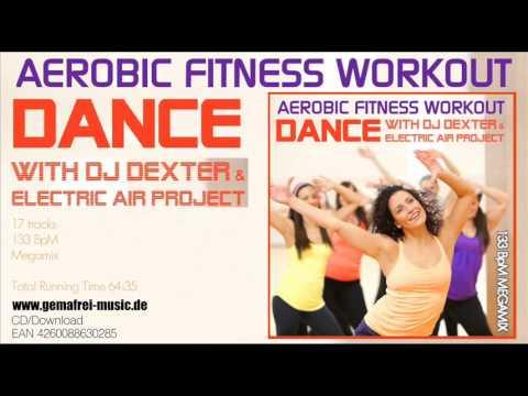 1 Hour Aerobic Fitness Workout Megamix 133 BpM - Pop, Dance Music