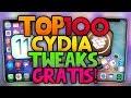 TOP 100 CYDIA TWEAKS iOS 11.3.1 ¡INÉDITO! 2018