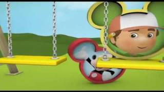 Disney Junior Italy - Summer Adverts - July 2011