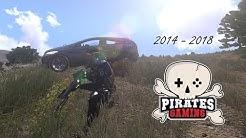 Tribut an Pirates Gaming #Danke