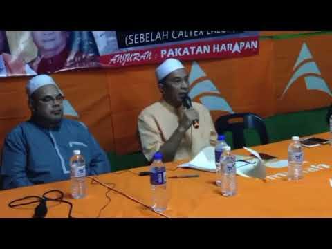 PAS Bukan Islam Dan Lebih Jahat Dari UMNO Dato