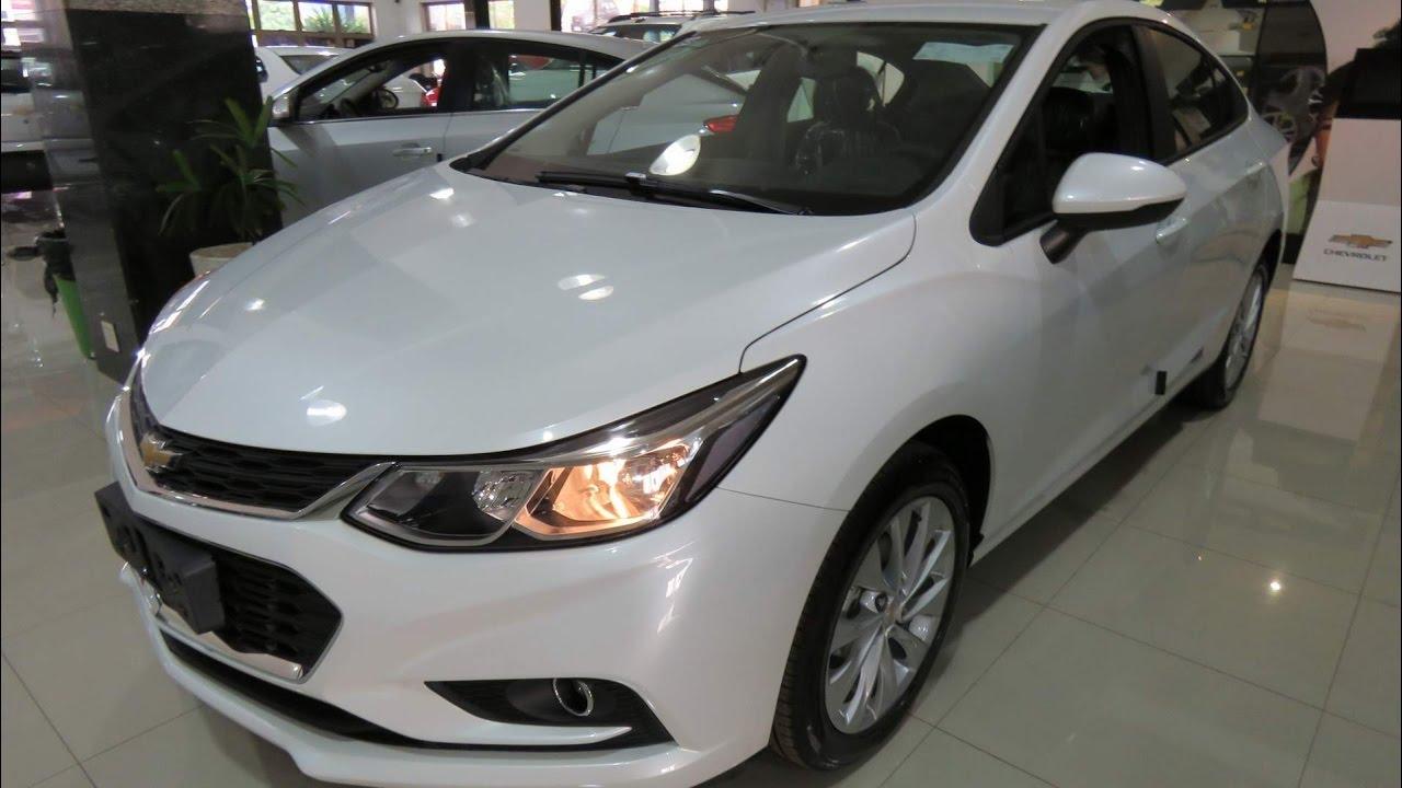 2017 Chevy Cruze >> Chevrolet Cruze 2017 LT (versão básica): preço, consumo ...