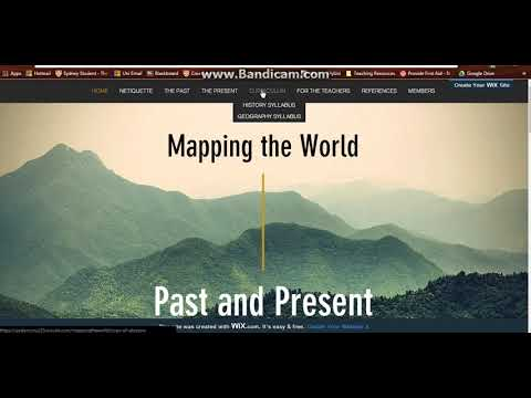 Mapping the World Video