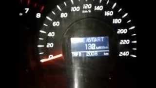 Запуск Тойоты Камри 2006год,2.4 в -30 градусов3.01.2014.
