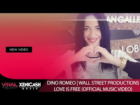Wall Street Productions - Love Is Free (Official Video Clip)