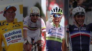 Cyclisme : les stars de demain sont en France
