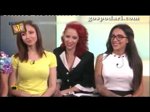 Сексапил и плът изскачат от новото шоу на Гери Дончева Карамел