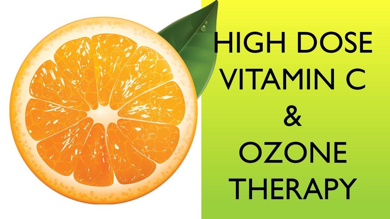Ozone and Vitamin C? | Dr  Ron Hunninhake Riordan Clinic Highdose Vitamin C  and Ozone Therapy