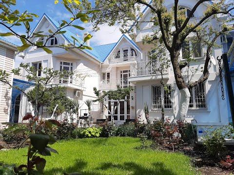 Купить дом с видом  на море в  Витязево.  Своя усадьба и готовый бизнес на одном участке. 700 м2