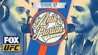 UFC 228 Preview, Cody Stamann | EPISODE 169 | ANIK AND FLORIAN PODCAST