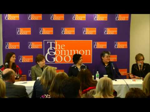 Women in the Military - US Senator Jeanne Shaheen Panel Discussion