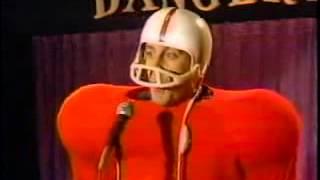 Bob Nelson's Hilarious Football Routine