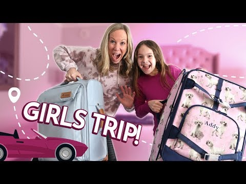 Mommy Daughter Road Trip To A True Girl Pajama Party