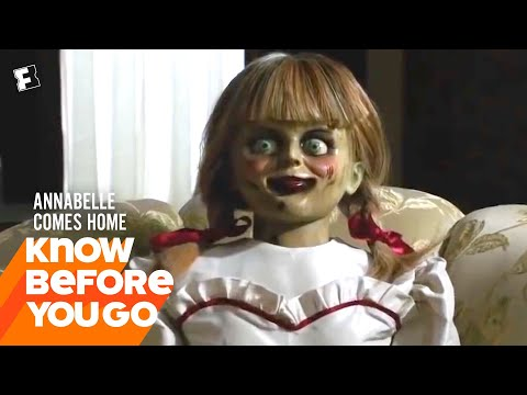 Play Know Before You Go: Annabelle Comes Home | Movieclips Trailers