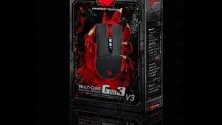 Як налаштувати комп'ютерну мишу Bloody (блади) будь-якої моделі,версії,Легко і просто