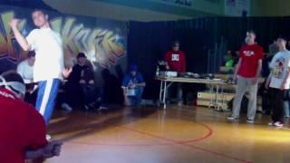 Fresh Łii vs O.C.B. Crew 2 Breakmania 2010